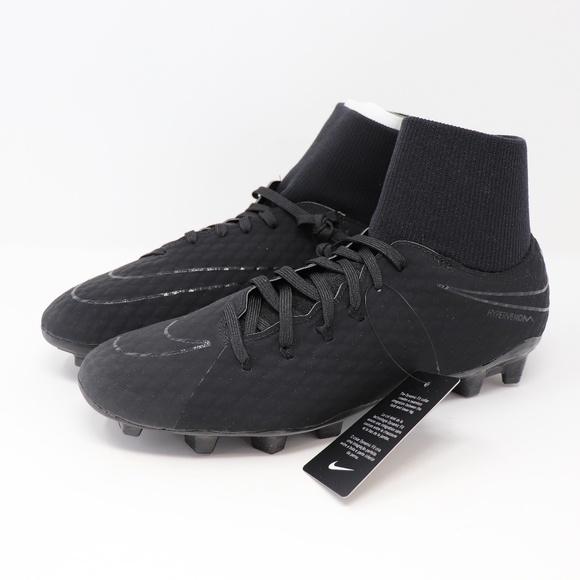 timeless design c8eb2 ab944 Nike Hypervenom Phelon 3 DF FG Men s Soccer Cleats